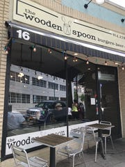 The Wooden Spoon in New Rochelle. Photographed July 5, 2018
