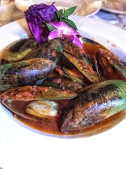 The Mussels Posillipo at Prato Trattoria in Carmel. Photographed June 30, 2018