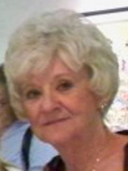 Jeanette F. Lunsford Charles