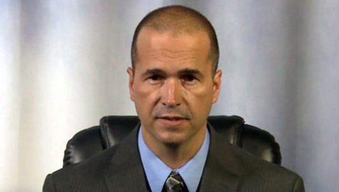 Terry Maketa, 51, was sheriff of El Paso County, Colo., until the end of 2014.