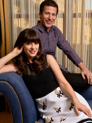 "Zooey Deschanel's ('New Girl') and Andy Samberg's ('Brooklyn Nine-Nine') have a ""cultural impact"" not reflected in their shows' low ratings, says Fox Networks chief Peter Rice."
