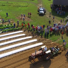 44 years of Dickson Co. Farm Tour: Newcomers, life-timers get Ag education