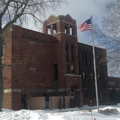 Dansville's iconic, but ancient, middle school would be replaced if voters approve a millage proposal on Tuesday. The Eaton Rapids and Mason school districts also will have proposals for voters to consider.