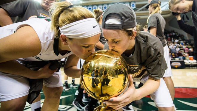 UW-Green Bay will host the Horizon League women's basketball tournament for the 10th straight year.