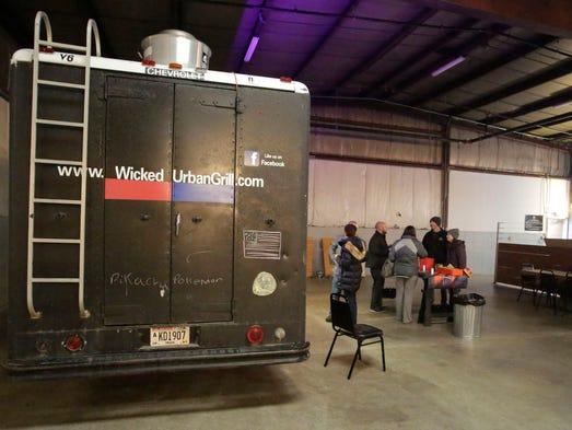 Wicked Urban Food Truck