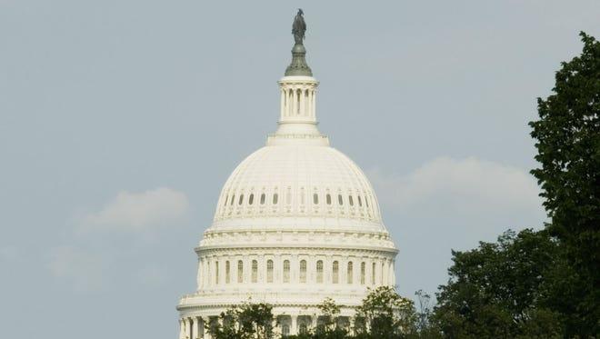 U. S. Capitol, Washington, D.C.