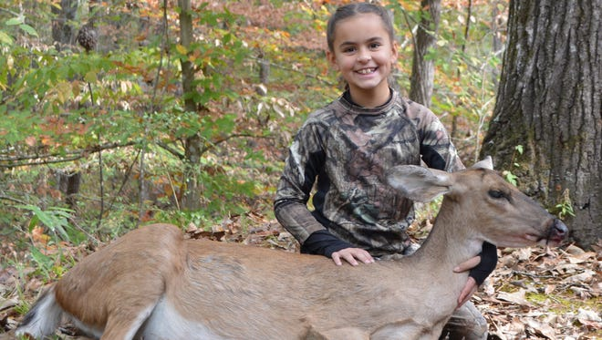 Youth hunters 15 and younger can win prizes from Clarion Ledger Outdoors and B&B Archery.