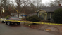 Police are investigating a death in east Albemarle