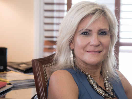 Gemma Nastasi, owner of Gemma Health Coach, in her