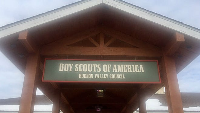 The offices of the Boy Scouts of America Hudson Valley Council in the Town of Newburgh