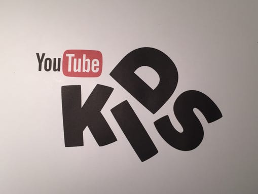 YouTube unveils new app for kids