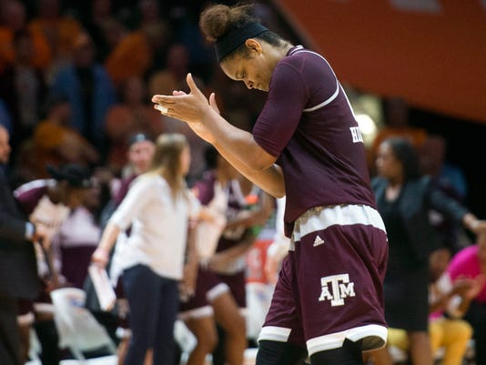 NCAA Womens Basketball: Texas A&M at Tennessee