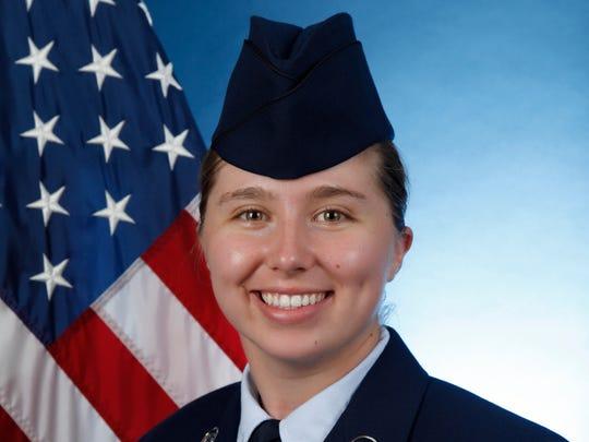 Air Force Airman Pickerell