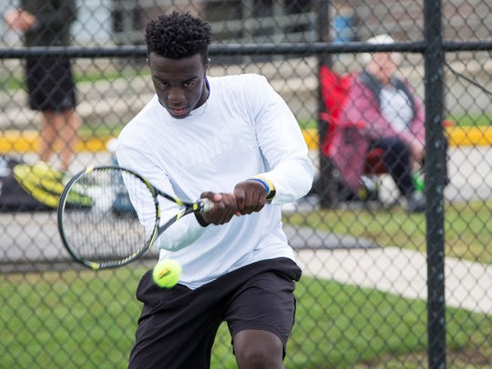 Central and Delta competed in the sectional final at