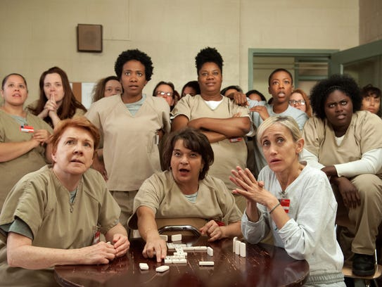 "Netflix's ""Orange Is the New Black"" wins for outstanding"