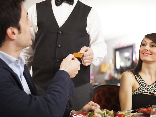 Spend, spend, spend if you want that second date, according