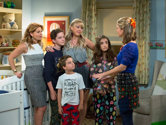 """A scene from the television program """"Fuller House."""""""