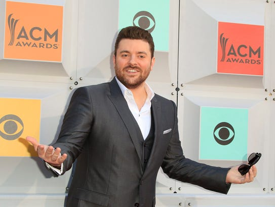 Chris Young will play the WYCD Hoedown on July 31 at