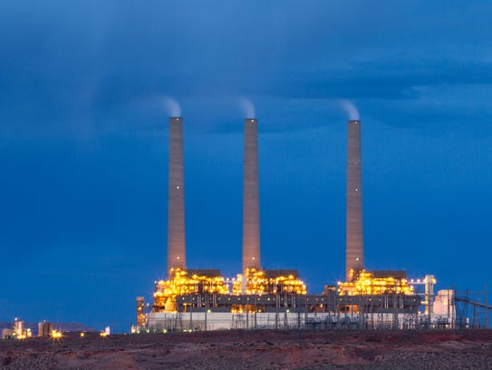 SRP and the Navajo Generating Plant's other owners