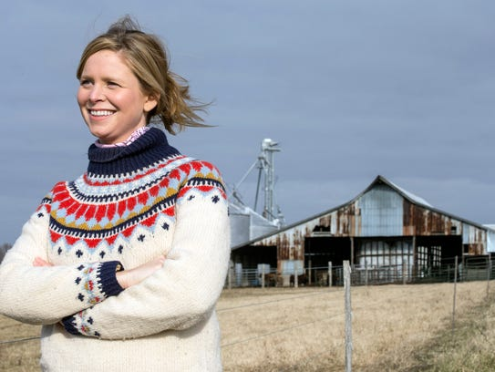 Maggie Keith of Foxhollow Farm refers to herself as