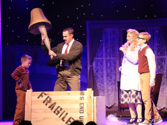"Broadway Palm's ""A Christmas Story"""