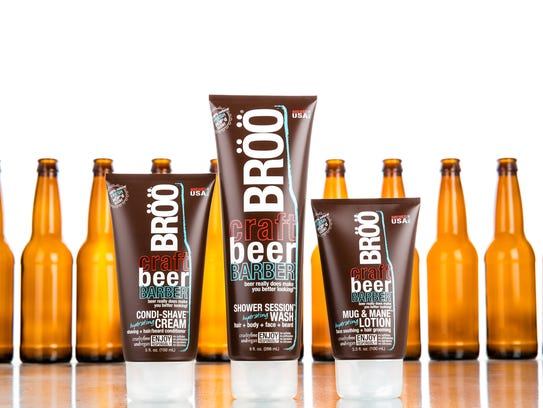 The main ingredient in this haircare brand? All-malt,