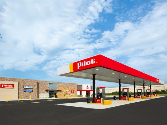 Pilot Travel Centers - Highway 59 and South 1st, Beasley,