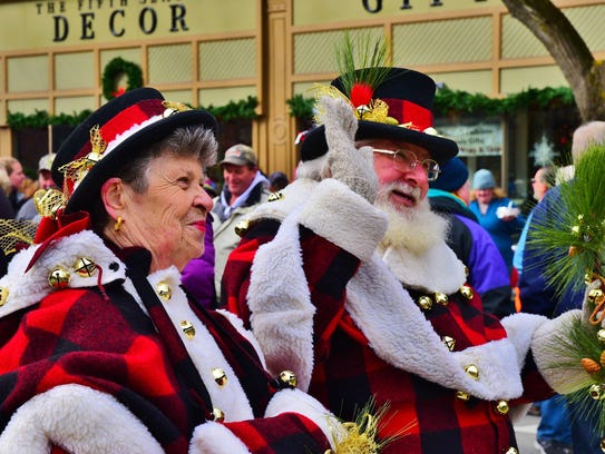 Wellsboro's Dickens of a Christmas features crowds