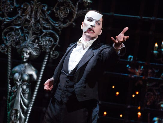 "John Cudia as ""The Phantom"""