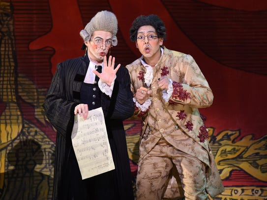 """Arizona Opera's production of """"The Barber of Seville."""""""