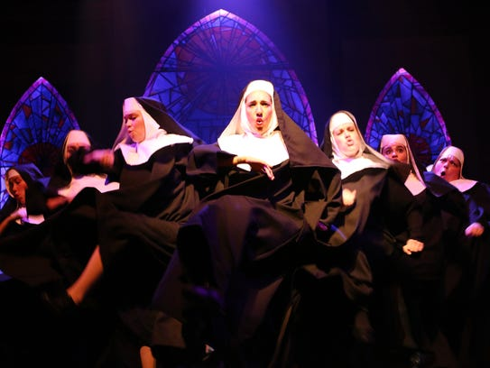 """""""Sister Act,"""" a 2107 production"""