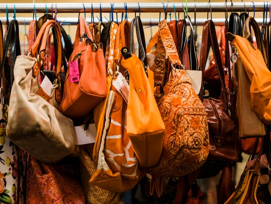 """Women's purses at StateMint. """"Each season we have at"""
