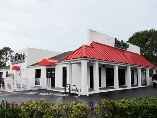 The new LowBrow Pizza & Beer was formerly a Five Guys