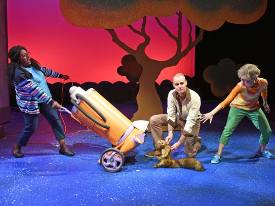 """In Childsplay's """"Flora and Ulysses,"""" a near-tragic"""
