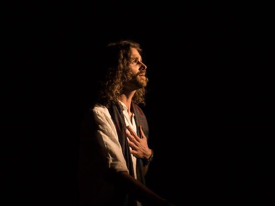 Michael Sample stars as Jesus in Phoenix Theatre's