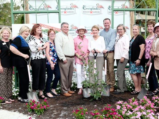 Bonita Springs Everglades Wonder Gardens board members