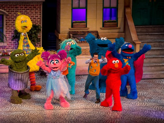 Sesame Street Live! Let's Party! is coming to Evansville