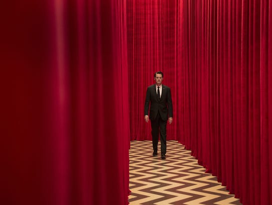 Review: Nostalgia fuels gorgeous, goofy and disturbing 'Twin Peaks' revival