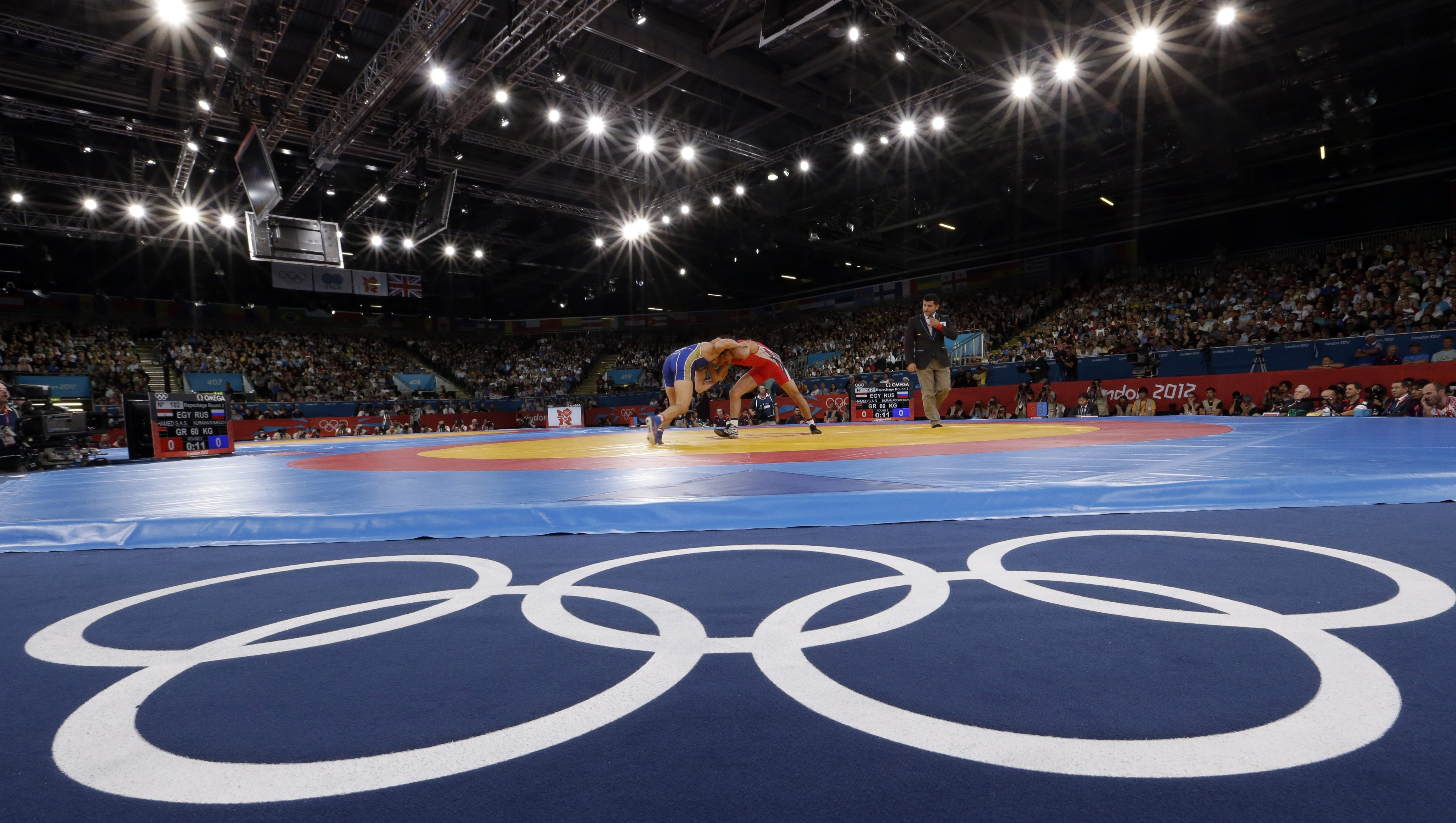saving olympic wrestling Wrestling and olympic-style lifts: in-season maintenance of power and  anaerobic endurance lansky richard c bs cscs strength and conditioning .
