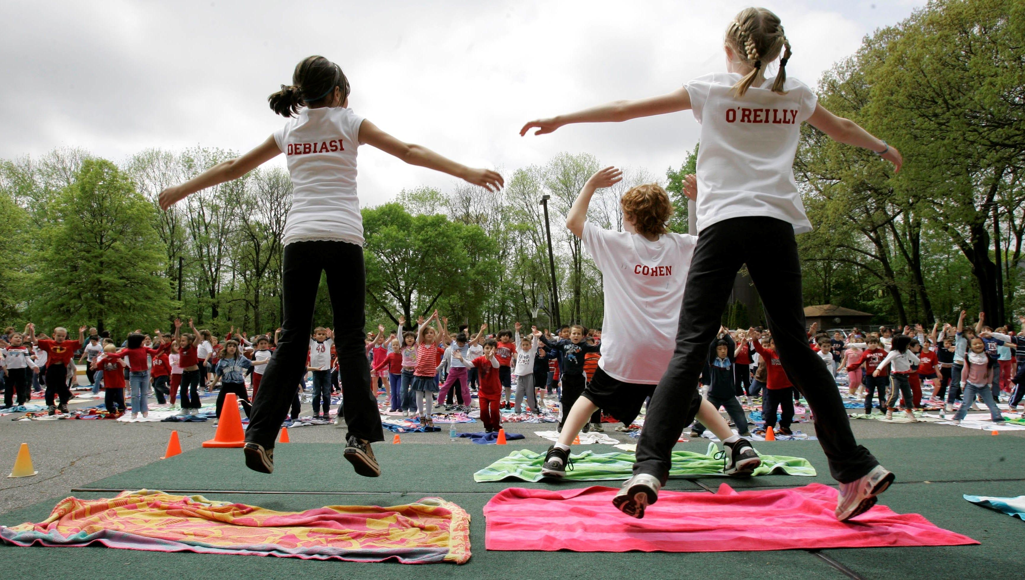 Amandine Mallen Paris Physical education should be