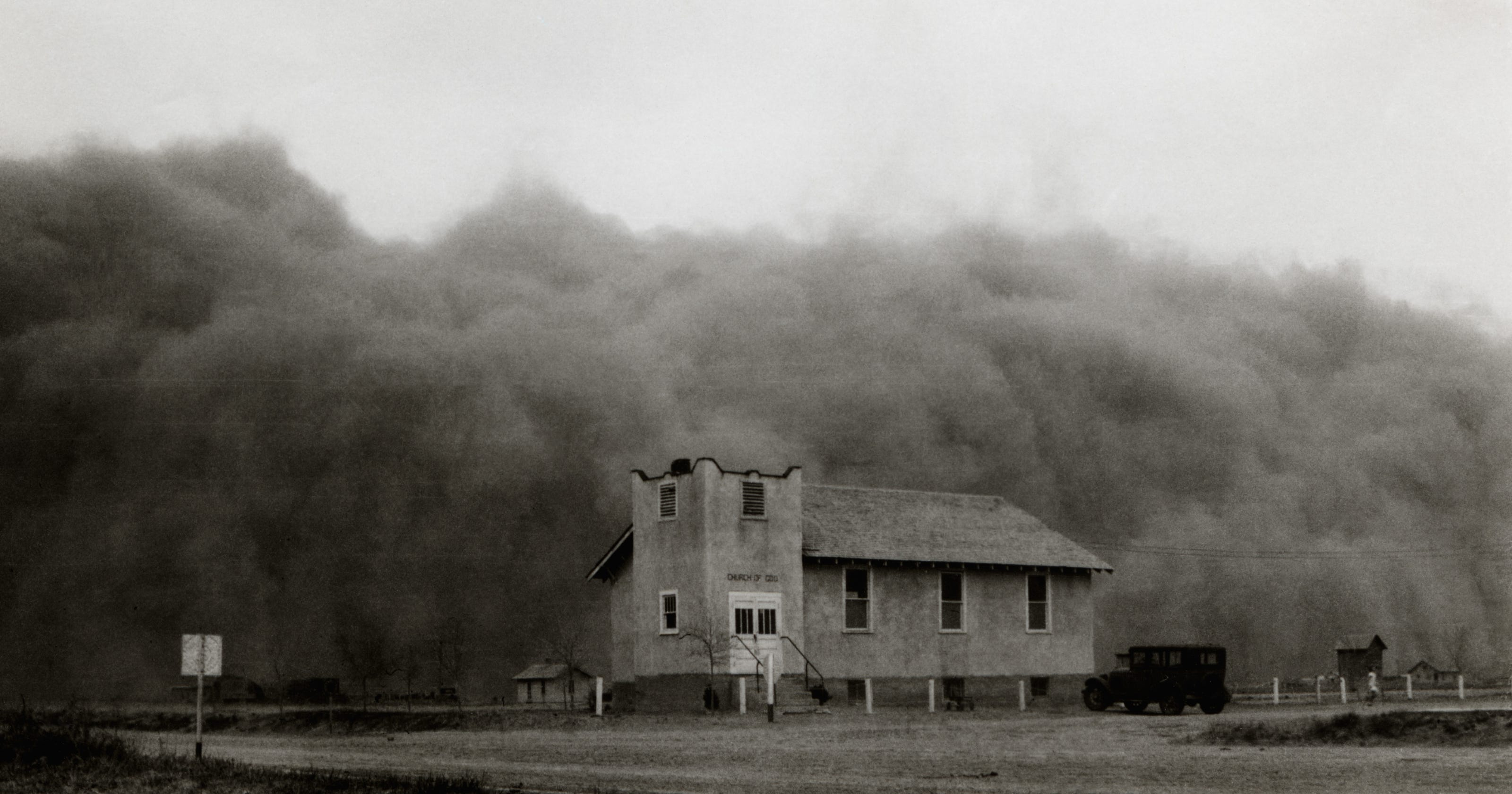 Does The Dust Bowl Stack Up To Today S Disasters