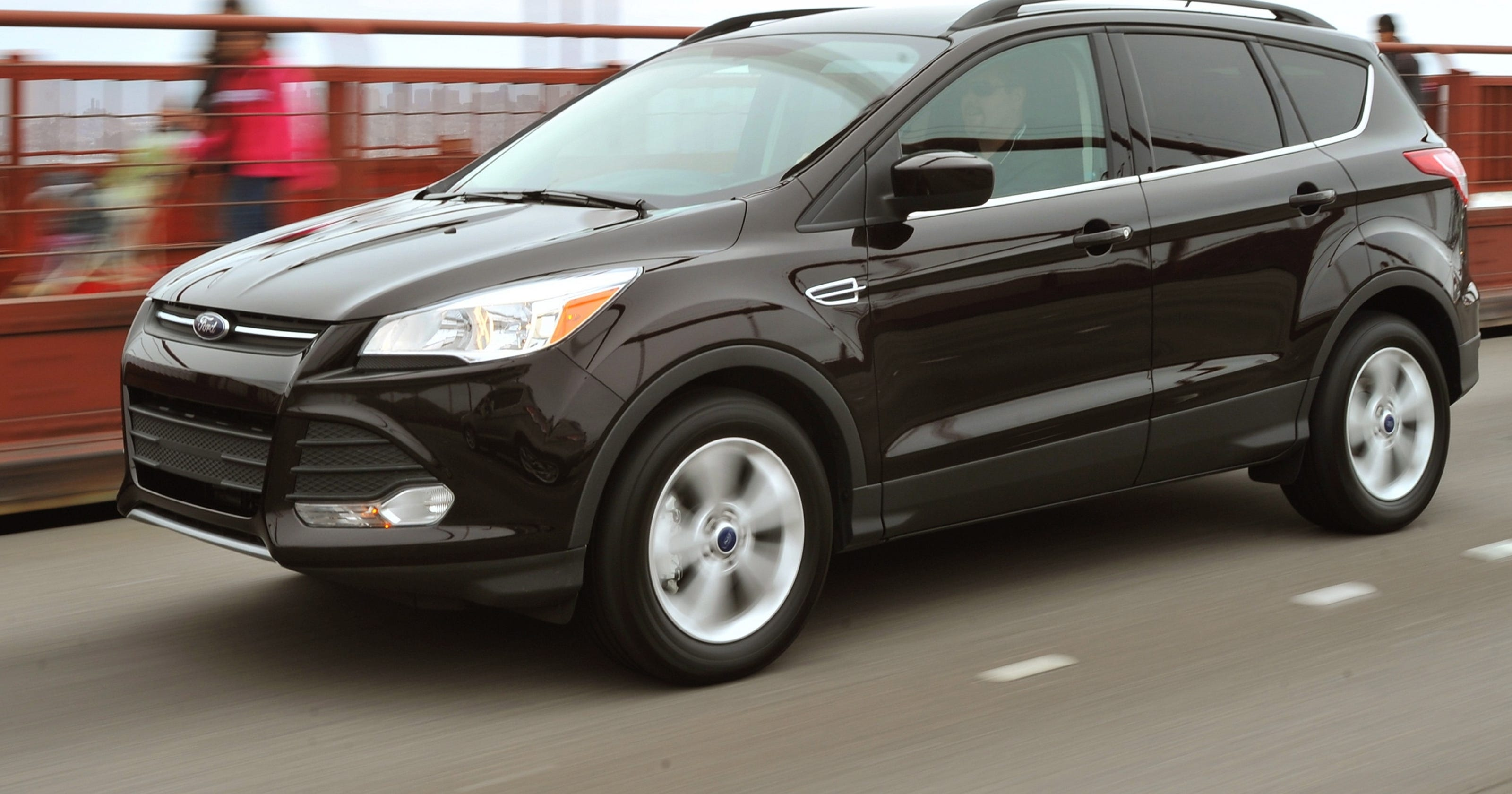 Ford blames coolant system for Escape Fusion fires