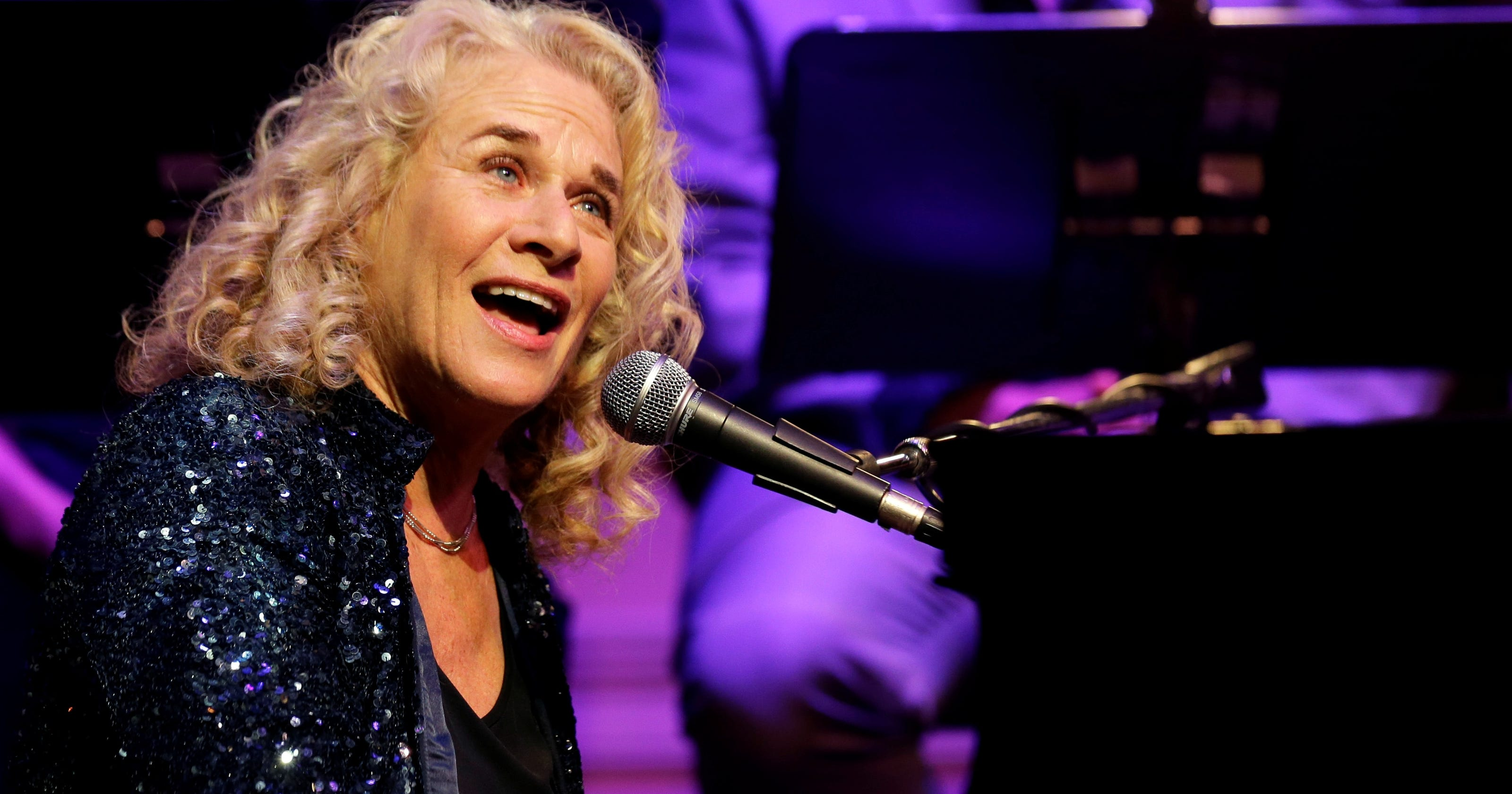 Carole King On Gershwin Prize Do Not Make Me Cry