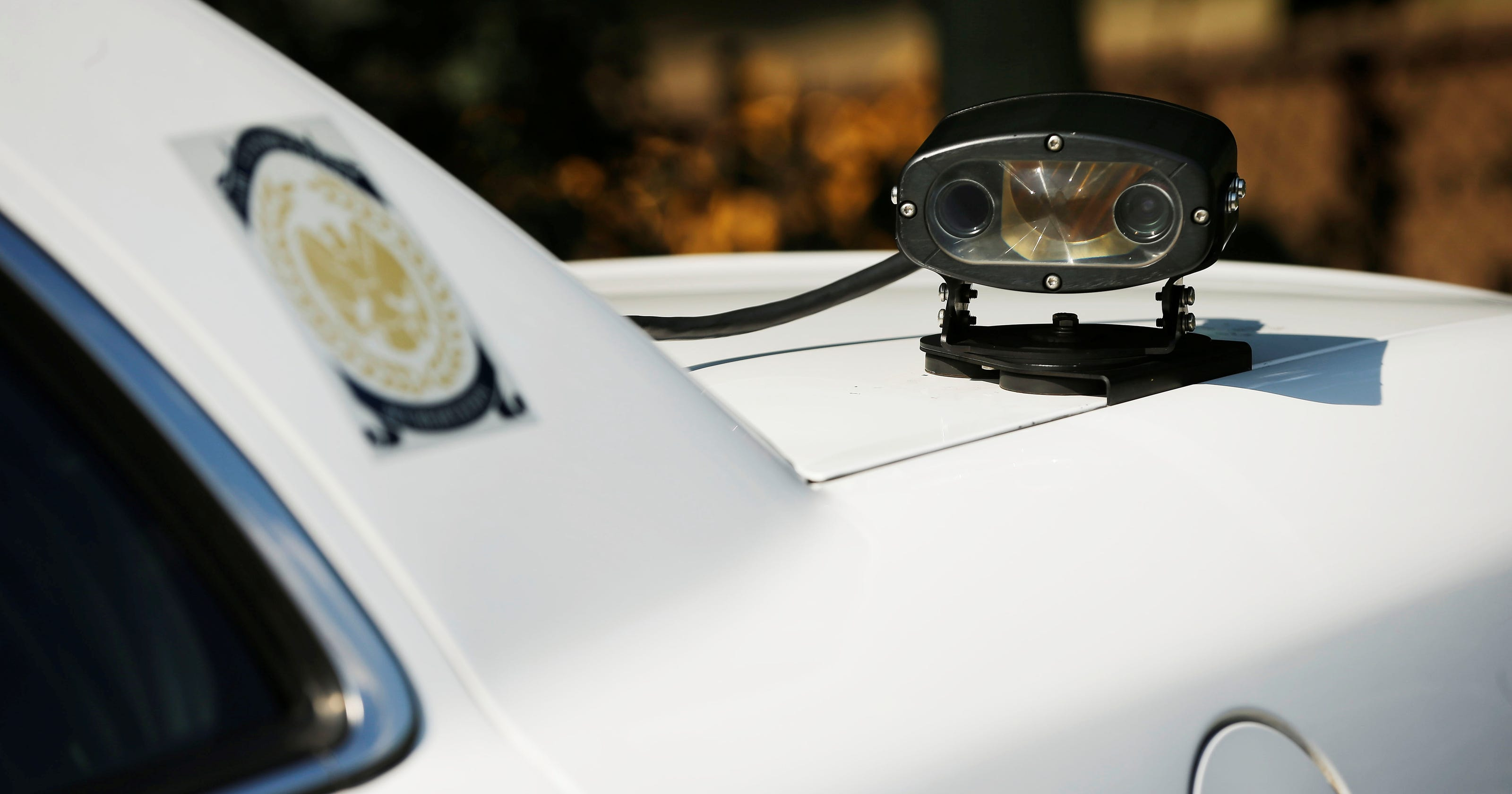 You can't hide from cops with license-plate scanners