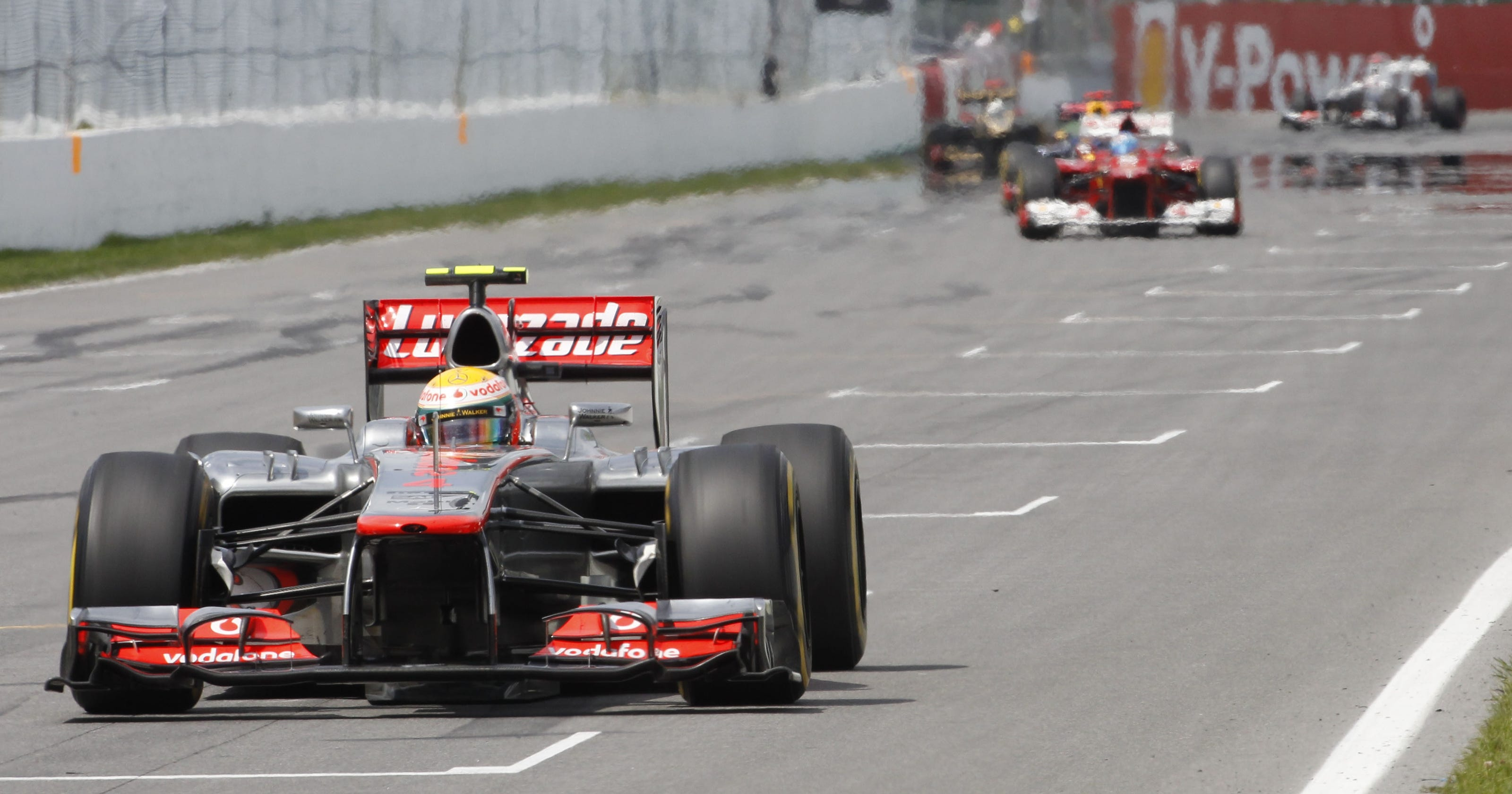 NBC Sports Group gets U.S. rights to Formula One