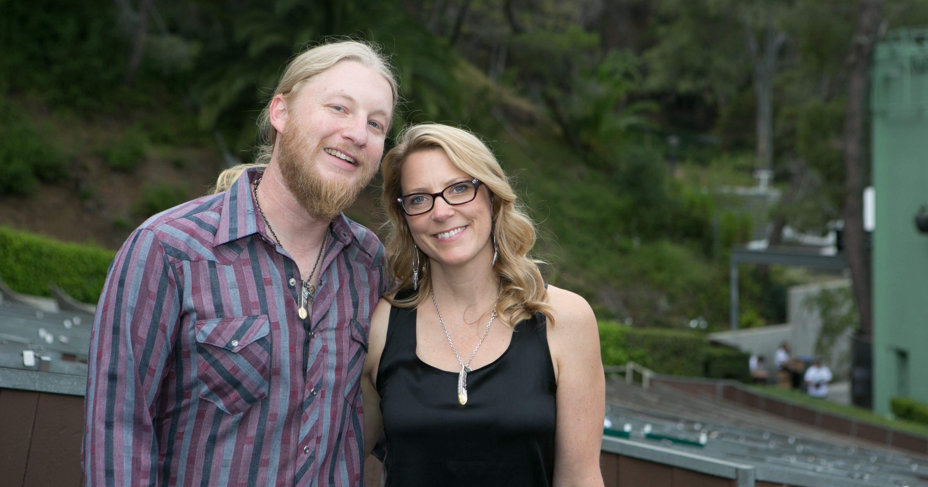 Blues Guitar Heroes Susan Tedeschi And Derek Trucks Use