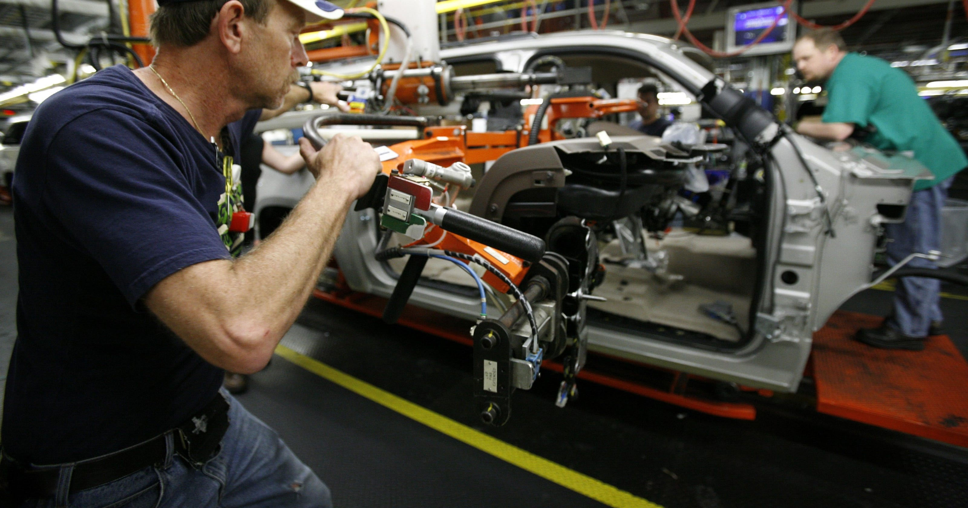 uaw's role in the automotive bailout Gov john kasich at a honda plant in marysville, ohio credit jason fulford for the new york times when i suggested to kasich, aboard his plane, that obama's auto bailout must have played.