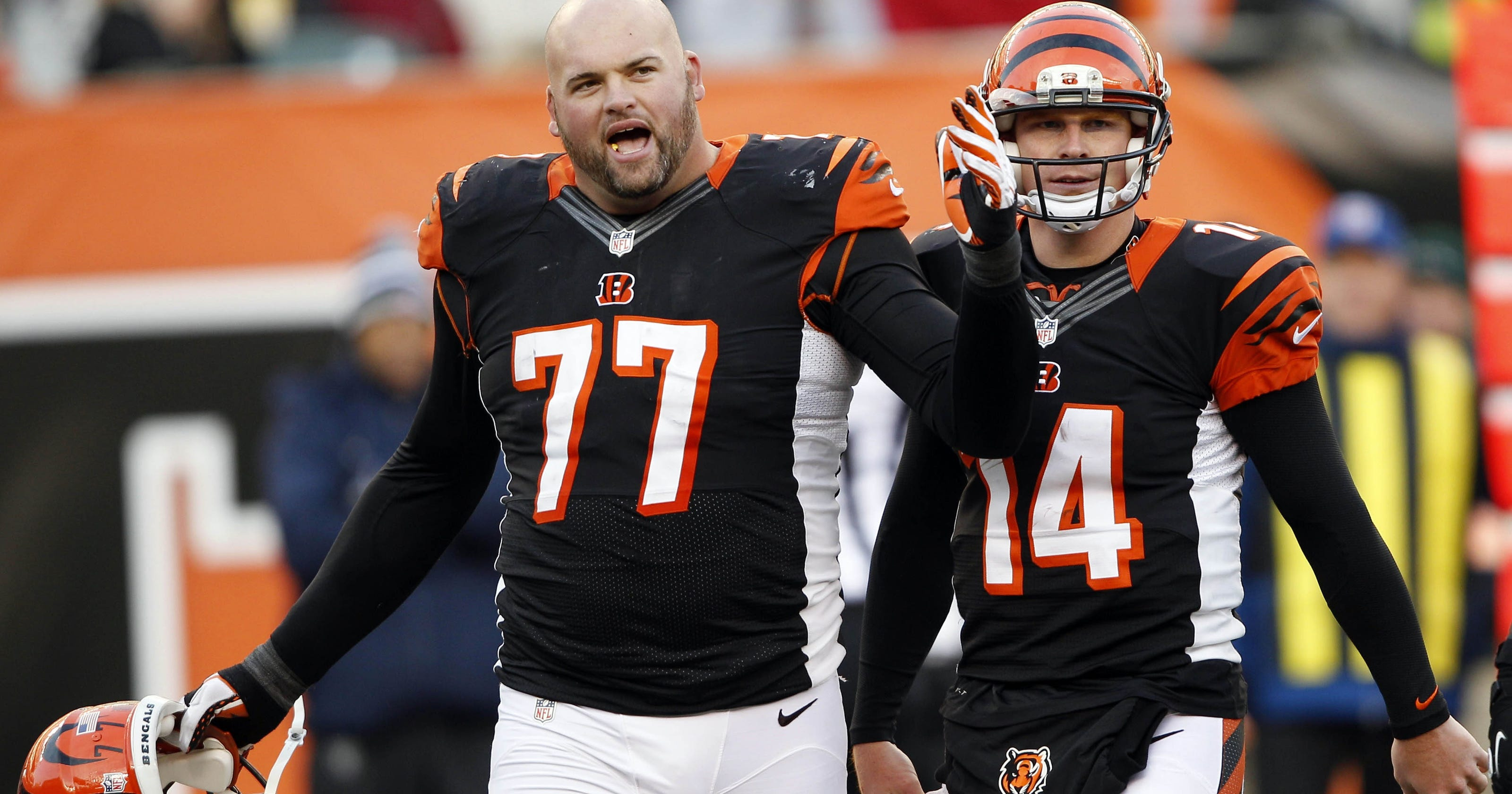 Bell Young Bengals Picking Up Playoff Steam