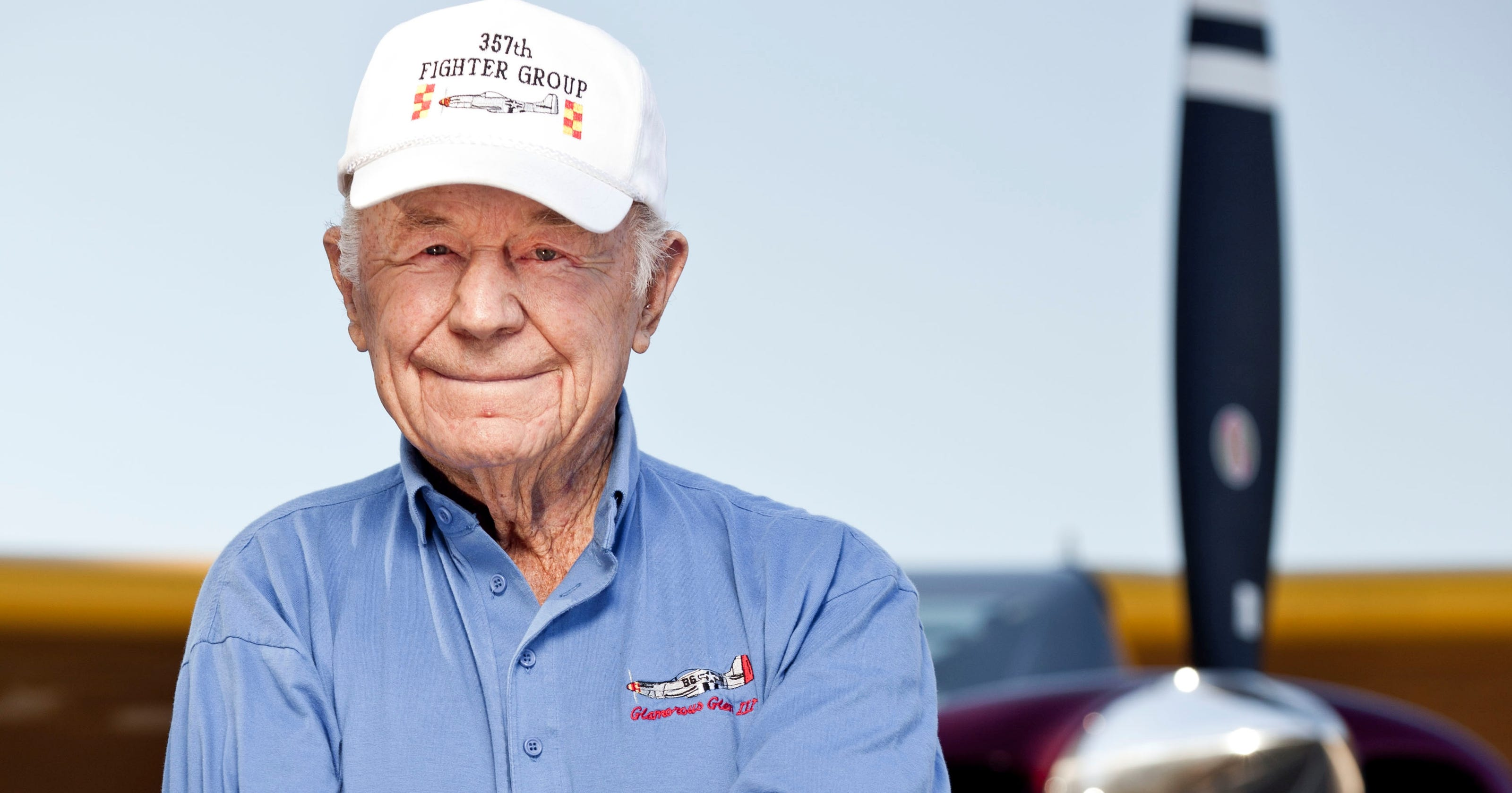 chuck yeager still soaring at 89