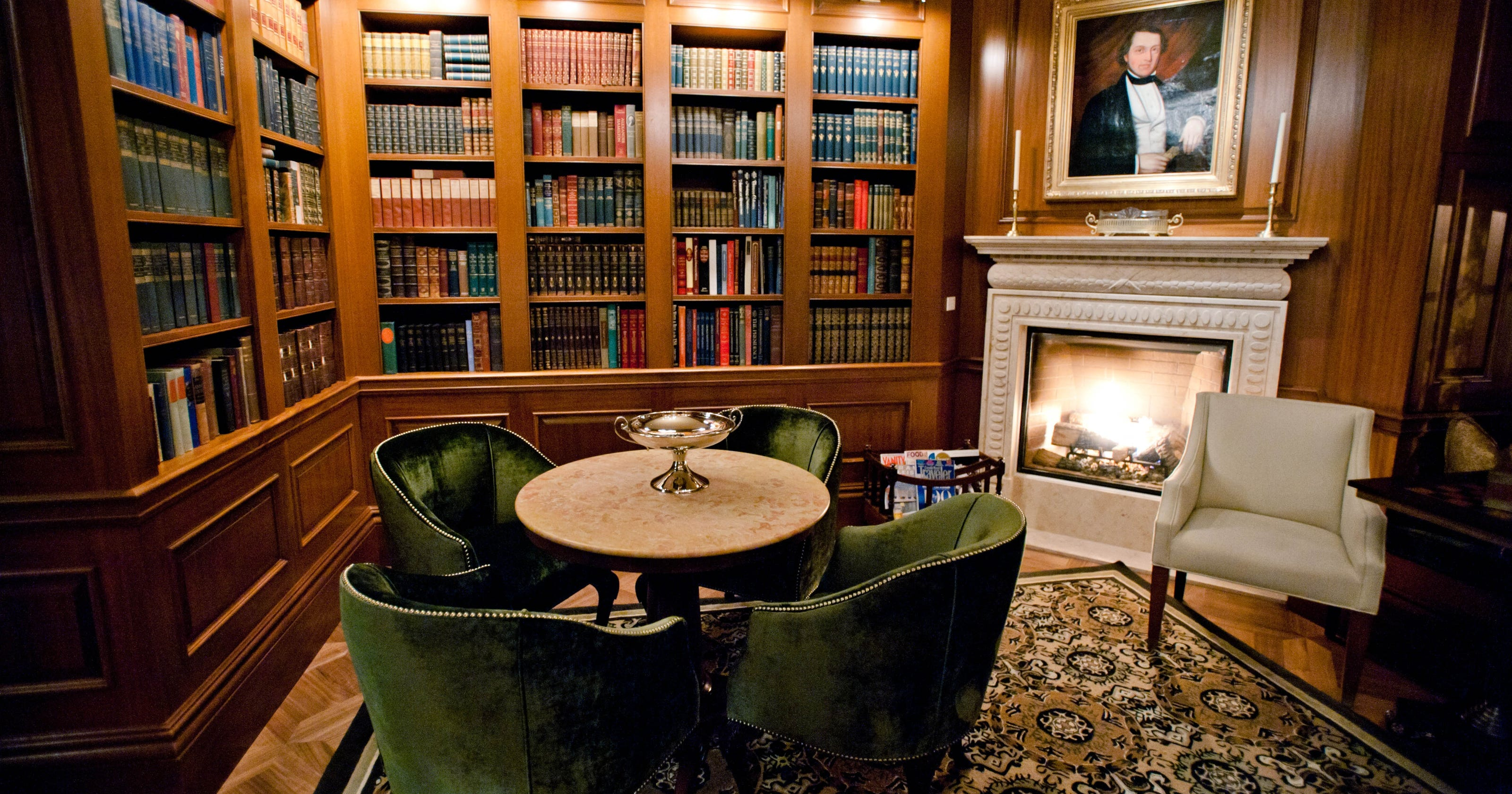 coziest hotel fireplaces across the usa